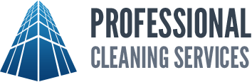 Professional Cleaning Services Logo